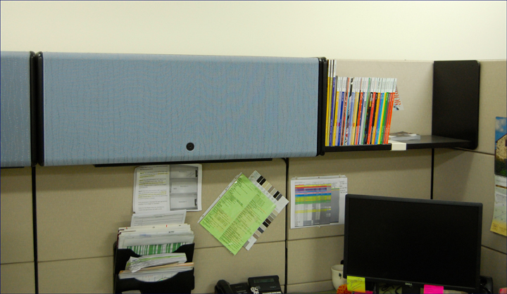 Customizing Your Cubicle Series Part 2 Storage Options