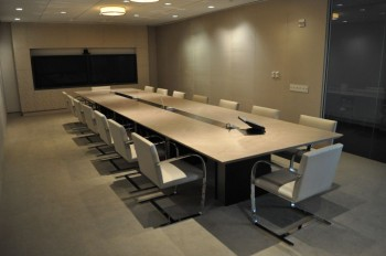Pre Owned Wall Goldfinger Conference Tables World Class
