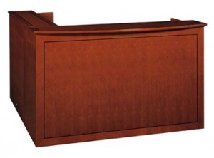 Emerald Series Reception Desk By Cherryman Office Furniture Ethosource