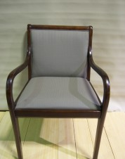 Used Cherry Bernhardt Guest Chair