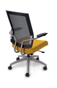 Focus Mesh Back Task Chair by Sit It