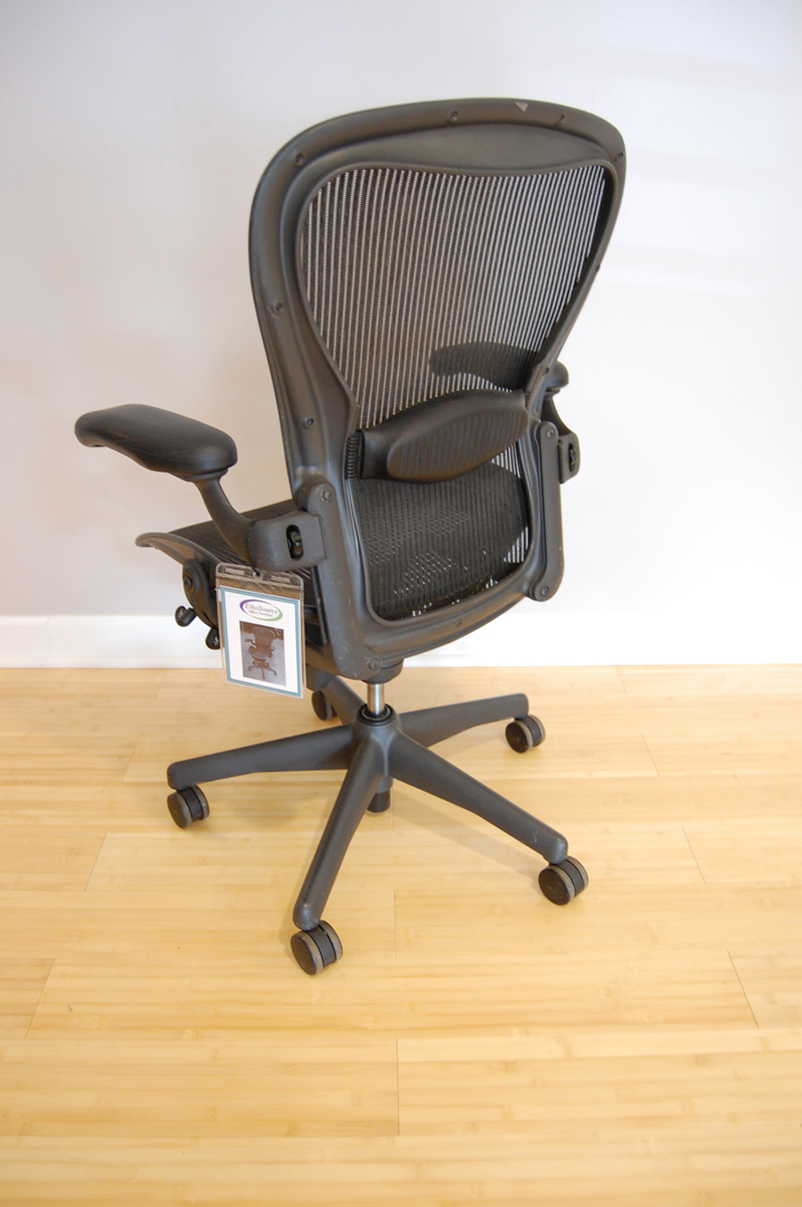 used office chairs used herman miller aeron task chairs at furniture