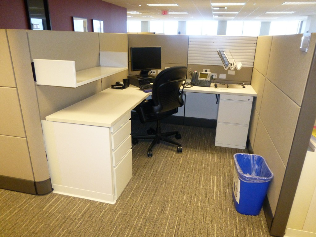 Herman Miller 6 X 6 5 Ethospace Cubicle Office