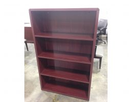 Used Hon Laminate Bookcase 1