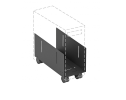 CPU holder - On Casters 1