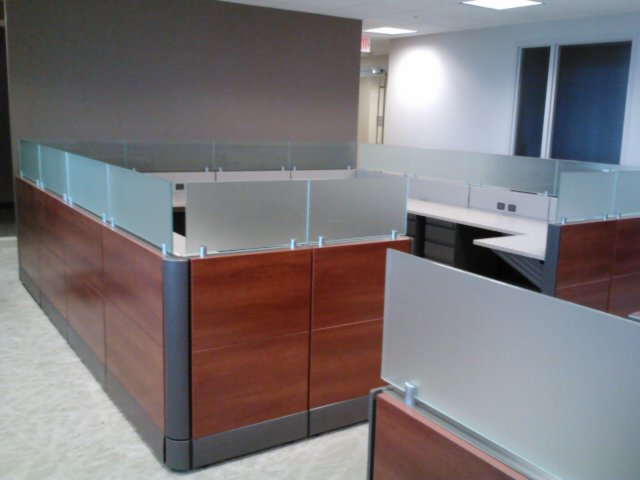 Wood Office Cubicles ~ Office cubicles baltimore ethosource
