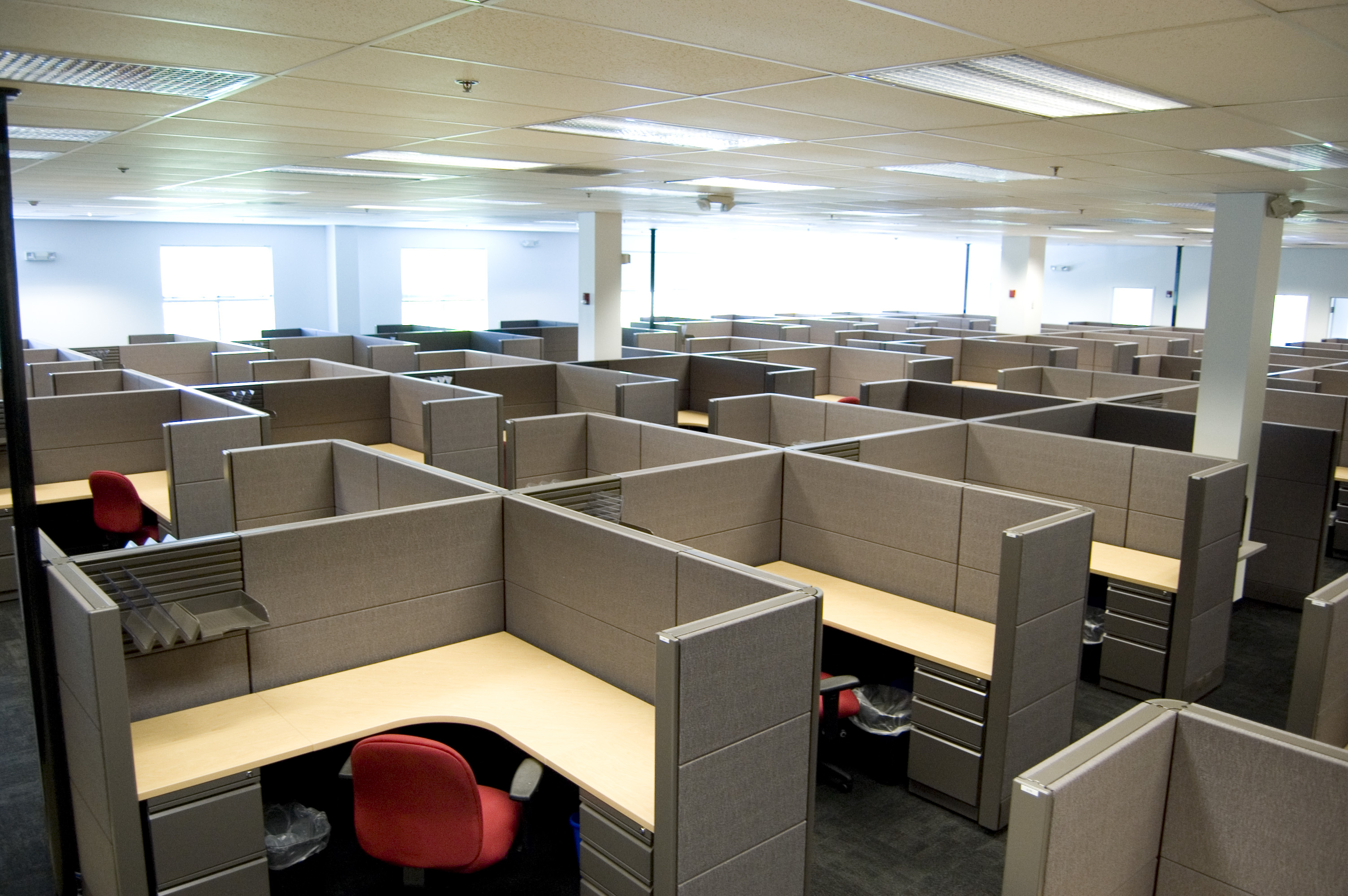 Cubicles Vs Open Workspace Which Do You Prefer Ar15 Com