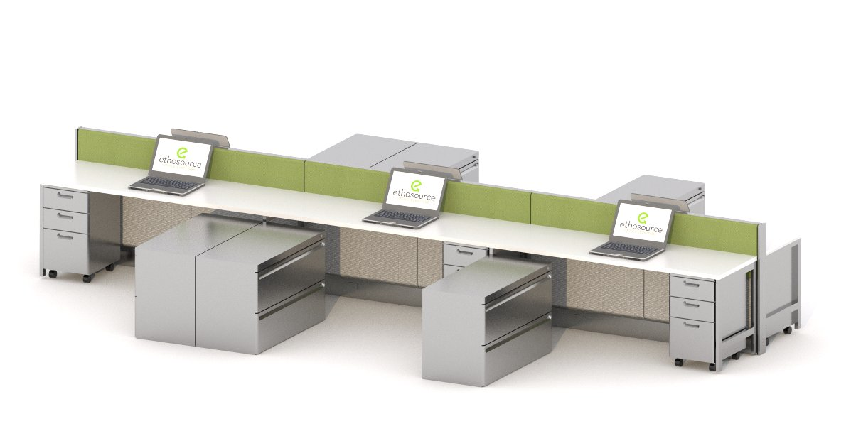 Office Cubicle Layout Ideas