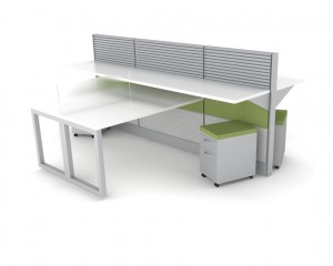 5x5 cubicle