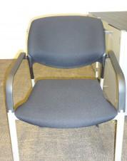 Black Training Room Chair