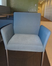 Soft Teal Chair