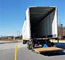 9:13am - Unload packing materials