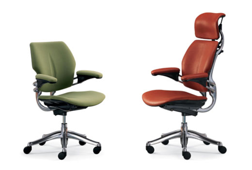 Humanscale Freedom Chair Turns 15 EthoSource