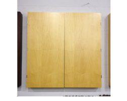"48"" x 48"" Presentation Board with Cork Board 1"