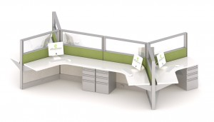 Modern Office Furniture Ideas. Office Cubicles NYC