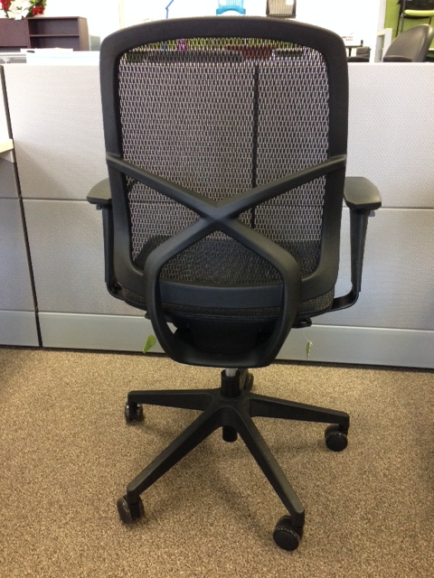 Pixel Chair Black Office Furniture Ethosource