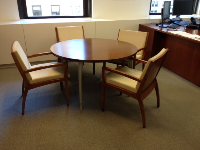 Furniture Used Conference Tables Used Office Tables Cherry Round
