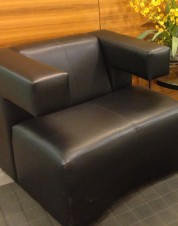 Leather Club Chairs-2