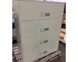 Schwab 4-Drawer Fire File 1