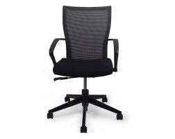 Haworth-Mesh-Back-Conference-Chair-front