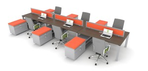 benching workstations