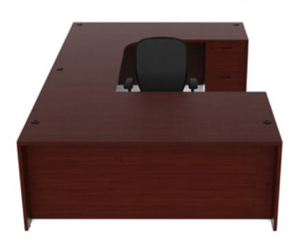 Amber Series U Shape Desk By Cherryman