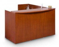 Insignia Series Reception Desk by Compel