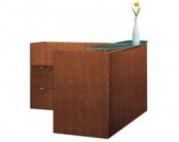 Jade Series Reception Desk by Cherryman