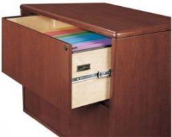 Ruby Series Reception Desk by Cherryman