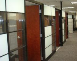 Cubicles With Doors