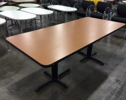 Falcon Rectangular Cafe Table