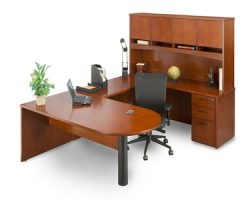 Insignia Desk Series by Compel