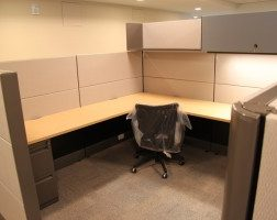 Herman Miller Ethospace Cubicle - 8x8 and 6x8