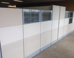 Herman Miller Ethospace Seated Privacy Cubicles
