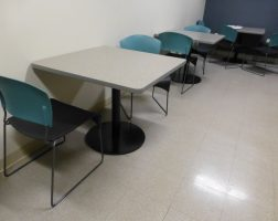 Laminate Cafe Tables