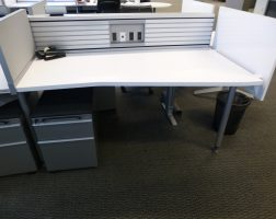 Knoll Benching Workstations