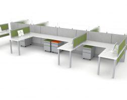 Open Concept Workstation