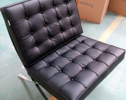 Lancaster One-Seat Office Sofa