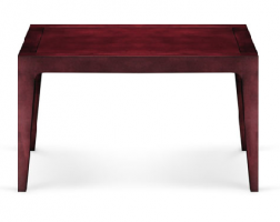 Community Wood-Top Occasional Table
