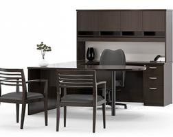 Compel Crescendo office desk