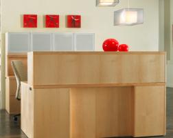 JSI - Broadway - Reception Desks