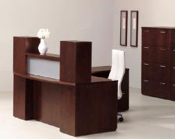JSI - Vision - Reception desks