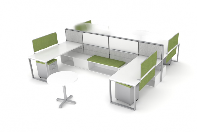 Collaborative Ethospace Cubicle