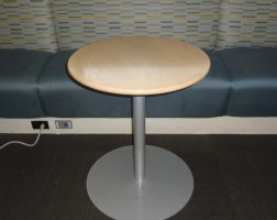 Brayton International Round Cafe Table