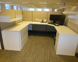 Herman Miller 8'x 6.5' Ethospace Cubicle