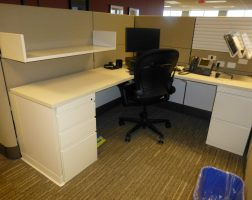 Herman Miller 6'x 6.5' Ethospace Cubicle