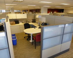 Herman Miller 8'x 13' Ethospace Manager Cubicle