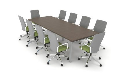 Basecamp Conference Tables Office Furniture EthoSource - Gray conference table