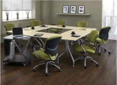 Bungee Conference Table
