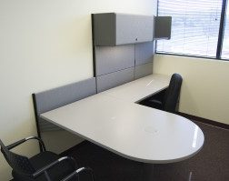 Ethospace in Hardwall Office Application